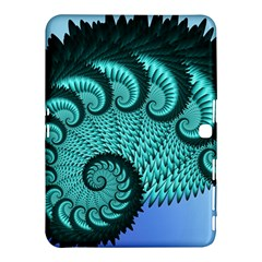 Fractals Texture Abstract Samsung Galaxy Tab 4 (10 1 ) Hardshell Case