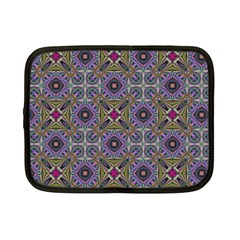 Vintage Abstract Unique Original Netbook Case (small)  by Nexatart