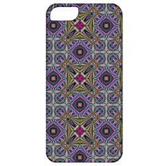 Vintage Abstract Unique Original Apple Iphone 5 Classic Hardshell Case
