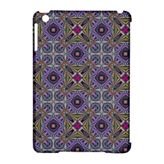 Vintage Abstract Unique Original Apple Ipad Mini Hardshell Case (compatible With Smart Cover)