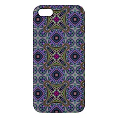 Vintage Abstract Unique Original Iphone 5s/ Se Premium Hardshell Case by Nexatart