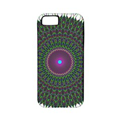 Pattern District Background Apple Iphone 5 Classic Hardshell Case (pc+silicone)