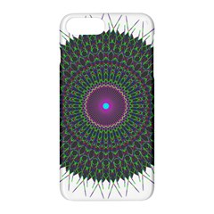 Pattern District Background Apple Iphone 7 Plus Hardshell Case by Nexatart
