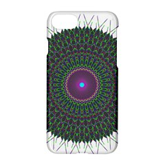 Pattern District Background Apple Iphone 7 Hardshell Case by Nexatart