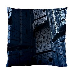 Graphic Design Background Standard Cushion Case (one Side) by Nexatart
