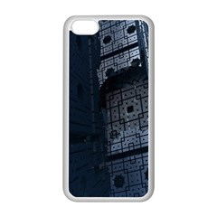 Graphic Design Background Apple Iphone 5c Seamless Case (white) by Nexatart