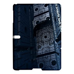 Graphic Design Background Samsung Galaxy Tab S (10 5 ) Hardshell Case  by Nexatart