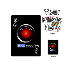 Hal 9000 Playing Cards 54 (mini)