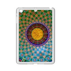 Temple Abstract Ceiling Chinese Ipad Mini 2 Enamel Coated Cases by Nexatart