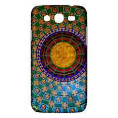 Temple Abstract Ceiling Chinese Samsung Galaxy Mega 5 8 I9152 Hardshell Case