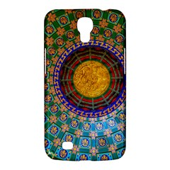 Temple Abstract Ceiling Chinese Samsung Galaxy Mega 6 3  I9200 Hardshell Case by Nexatart