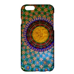 Temple Abstract Ceiling Chinese Apple Iphone 6 Plus/6s Plus Hardshell Case