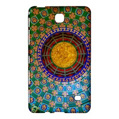 Temple Abstract Ceiling Chinese Samsung Galaxy Tab 4 (8 ) Hardshell Case  by Nexatart