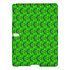 Abstract Art Circles Swirls Stars Samsung Galaxy Tab S (10 5 ) Hardshell Case  by Nexatart