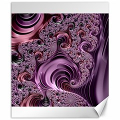 Abstract Art Fractal Art Fractal Canvas 8  X 10  by Nexatart