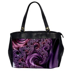 Abstract Art Fractal Art Fractal Office Handbags by Nexatart