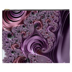 Abstract Art Fractal Art Fractal Cosmetic Bag (xxxl)  by Nexatart
