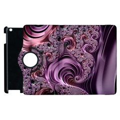 Abstract Art Fractal Art Fractal Apple Ipad 2 Flip 360 Case by Nexatart