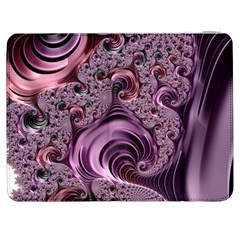 Abstract Art Fractal Art Fractal Samsung Galaxy Tab 7  P1000 Flip Case by Nexatart