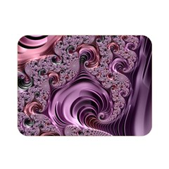 Abstract Art Fractal Art Fractal Double Sided Flano Blanket (mini)