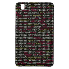 Full Frame Shot Of Abstract Pattern Samsung Galaxy Tab Pro 8 4 Hardshell Case