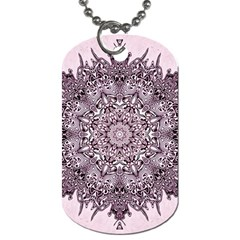 Sacred Art Shaman Shamanism Dog Tag (one Side)