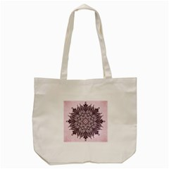 Sacred Art Shaman Shamanism Tote Bag (cream) by Nexatart