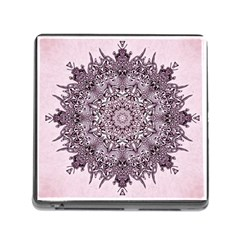Sacred Art Shaman Shamanism Memory Card Reader (square) by Nexatart