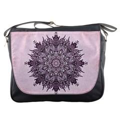 Sacred Art Shaman Shamanism Messenger Bags by Nexatart