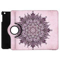 Sacred Art Shaman Shamanism Apple Ipad Mini Flip 360 Case by Nexatart