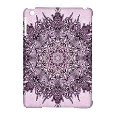 Sacred Art Shaman Shamanism Apple Ipad Mini Hardshell Case (compatible With Smart Cover) by Nexatart