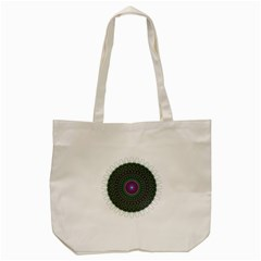 Pattern District Background Tote Bag (cream) by Nexatart