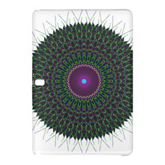 Pattern District Background Samsung Galaxy Tab Pro 12 2 Hardshell Case by Nexatart