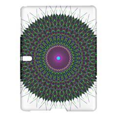 Pattern District Background Samsung Galaxy Tab S (10 5 ) Hardshell Case