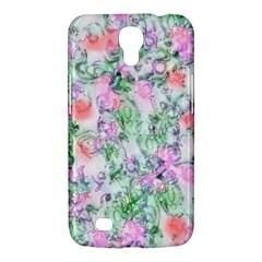 Softly Floral A Samsung Galaxy Mega 6 3  I9200 Hardshell Case by MoreColorsinLife