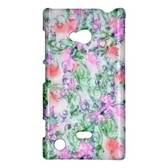 Softly Floral A Nokia Lumia 720 by MoreColorsinLife