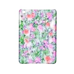Softly Floral A Ipad Mini 2 Hardshell Cases by MoreColorsinLife