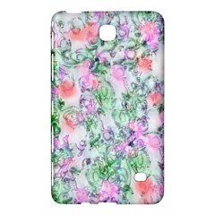 Softly Floral A Samsung Galaxy Tab 4 (7 ) Hardshell Case  by MoreColorsinLife
