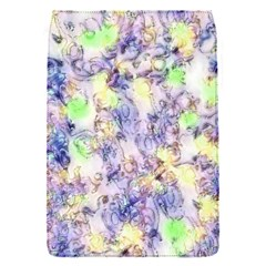 Softly Floral B Flap Covers (s)  by MoreColorsinLife