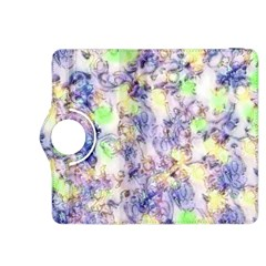 Softly Floral B Kindle Fire Hdx 8 9  Flip 360 Case by MoreColorsinLife