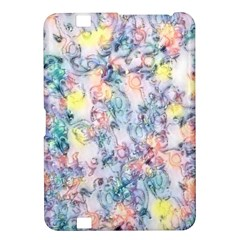 Softly Floral C Kindle Fire Hd 8 9  by MoreColorsinLife