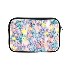Softly Floral C Apple Ipad Mini Zipper Cases by MoreColorsinLife