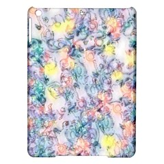 Softly Floral C Ipad Air Hardshell Cases by MoreColorsinLife