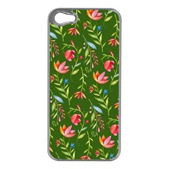 Sunny Garden I Apple Iphone 5 Case (silver)