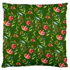 Sunny Garden I Standard Flano Cushion Case (one Side) by tarastyle