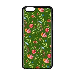 Sunny Garden I Apple Iphone 6/6s Black Enamel Case