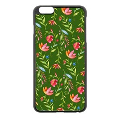 Sunny Garden I Apple Iphone 6 Plus/6s Plus Black Enamel Case by tarastyle