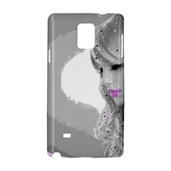 Angel Samsung Galaxy Note 4 Hardshell Case by mugebasakart