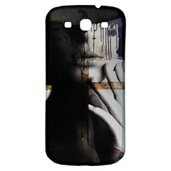 Burnt Samsung Galaxy S3 S Iii Classic Hardshell Back Case