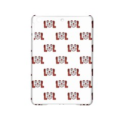 Lol Emoji Graphic Pattern Ipad Mini 2 Hardshell Cases by dflcprints